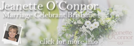Marriage Celebrant Brisbane