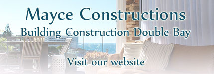 Building Construction Double Bay