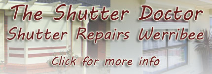 Shutter Repairs Werribee