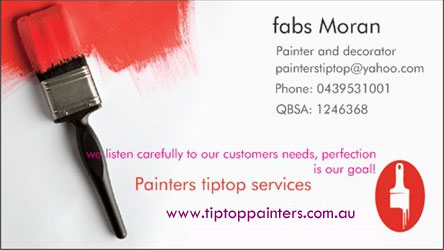 Painting Services Townsville