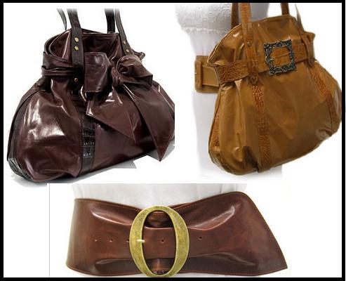 Australian Leather Fashion Accessories