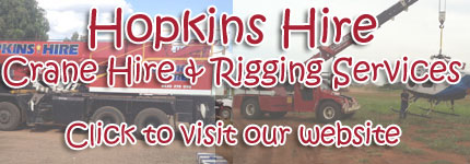 Rigging Services Kununurra