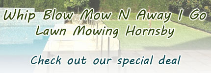 Lawn Maintenance Hornsby