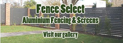 Aluminium Fencing Gladstone Park