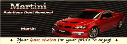 Paintless Dent Removal Melbourne