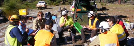 Chainsaw Training Perth
