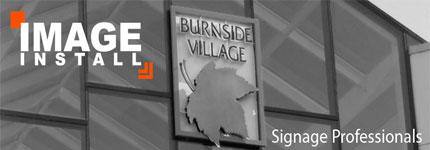 Sign Installation Glynde