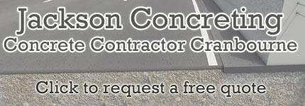 Professional Concrete Contractor Pakenham