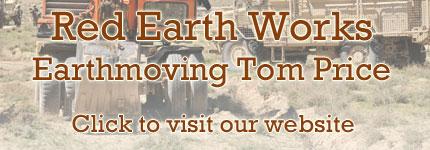 Excavator Tom Price
