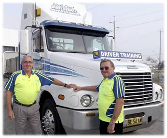 Truck Lessons Lismore