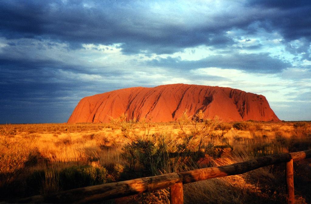 Uluru dLook