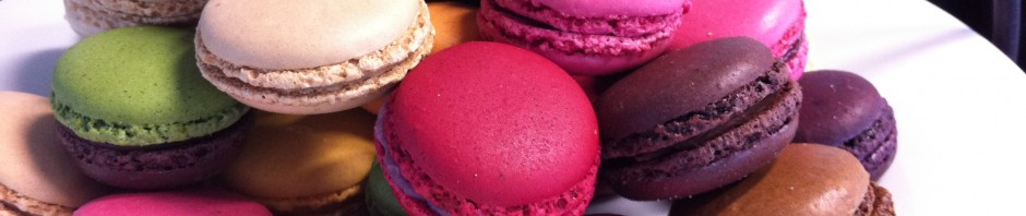 Macarons Sydney Town Hall