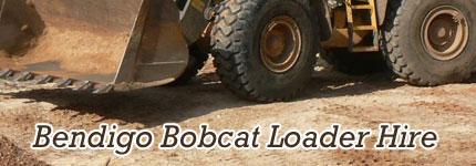 Bobcat Loader Bendigo