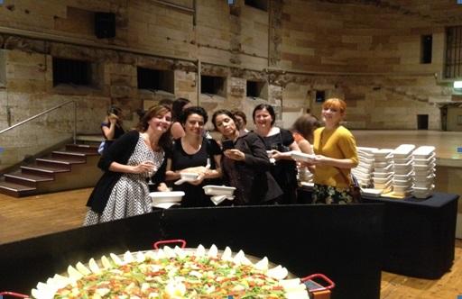 Corporate Onsite Foodstuffs Sydney