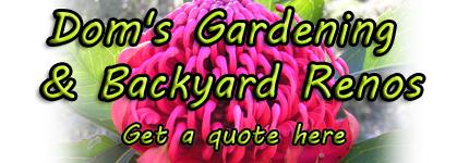 garden makeovers prospect