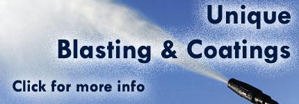 Abrasive Wet Blasting Perth