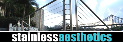 Stainless Steel Balustrade Brisbane