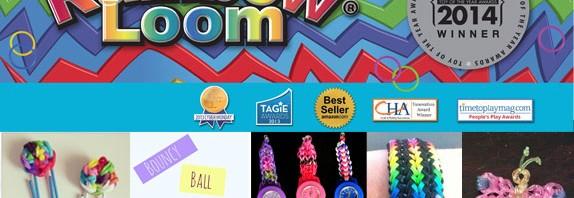 Top 10 Loom Band Ideas