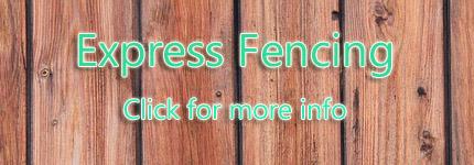 Timber Fences Deer Park