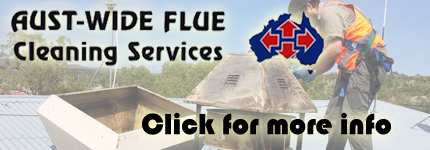 Commmercial Flue Cleaner Mackay