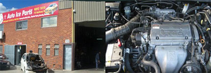 Holden Wreckers Auburn