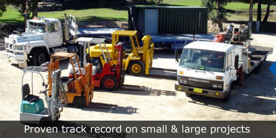 Equipment Relocations Penrith