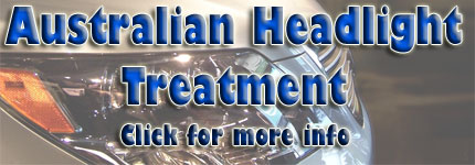 Headlight Treatment Coffs Harbour