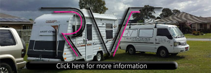 Camper Trailer Upgrades Deception Bay