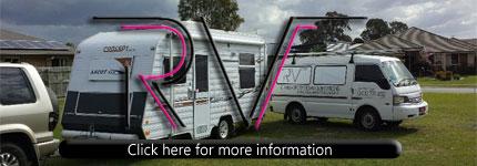 Camper Trailer Upgrades Deception Bay
