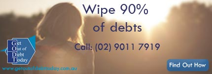Declaring Bankruptcy in Perth Wa