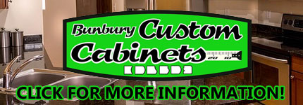 Custom Made Cabinets Bunbury