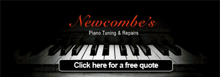 Piano Tuning Gympie
