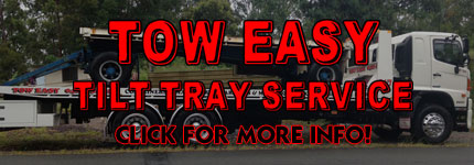 Tilt Tray Services Eatons Hill
