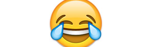 why an emoji won word of the year, joy emoji