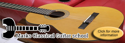 Guitar Instructor Castle Hill, Classical Guitar Teaching Auburn