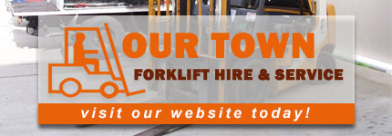 Hunter Valley Forklift Hire