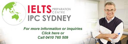 IELTS Instructor Sydney CBD