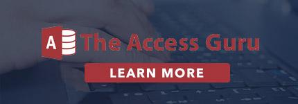 Microsoft Access Consulting Melbourne