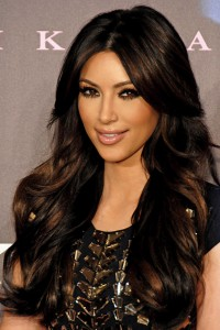 Kim Kardashian Fragrance Launch at Macy's Glendale Galleria, Glendale, CA