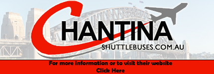 Airport Shuttle Bus Sydney
