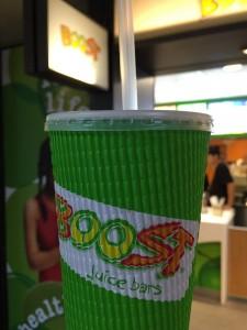 Boost-Juice-typography-logo-advertising-design
