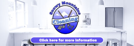 Holiday Cleaners Thredbo Village