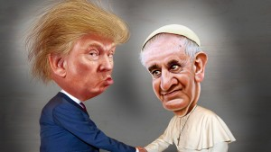 trump-pope-fake-news