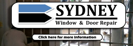 Window Repairs North Sydney
