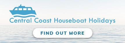 Houseboat Hire Woy Woy