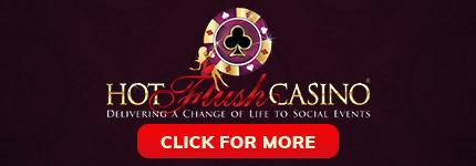 Casino Hire Scarborough