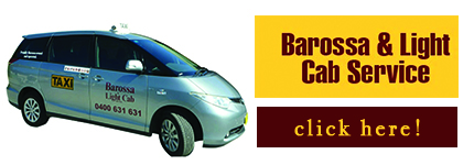 Barossa Wine Tours