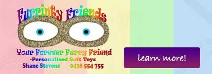 Personalised Plush Toys Coomera